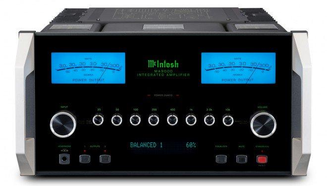 McIntosh MA9000 Stereo Integrated Amplifier-Integrated Amplifiers-McIntosh-Executive Stereo