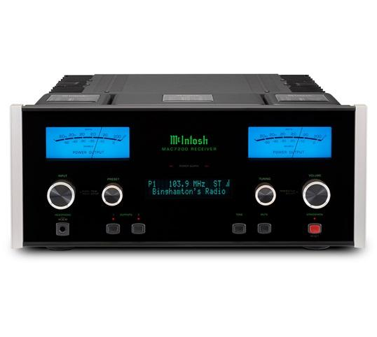 McIntosh MAC7200 Stereo Receiver