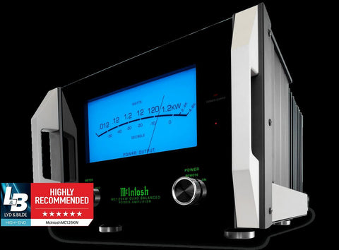McIntosh MC1.25KW Power Amplifier-Amplifiers-McIntosh-Executive Stereo