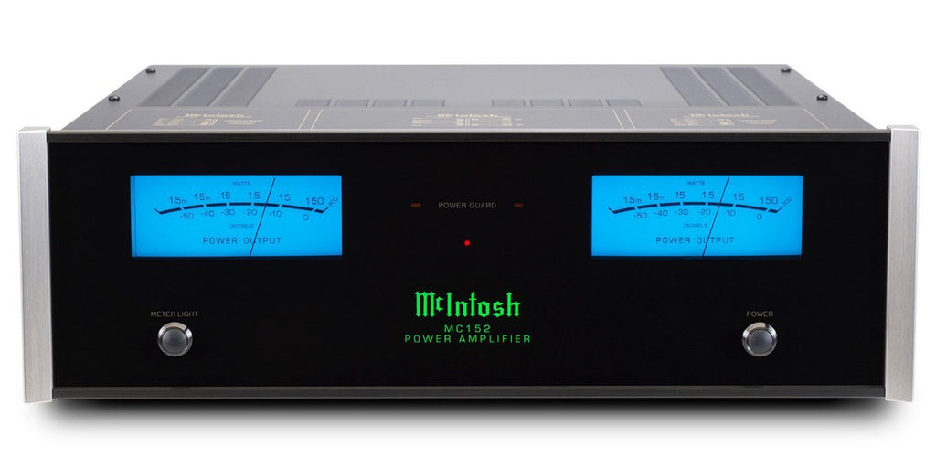 McIntosh MC152 Stereo Power Amplifier-Amplifiers-McIntosh-Executive Stereo