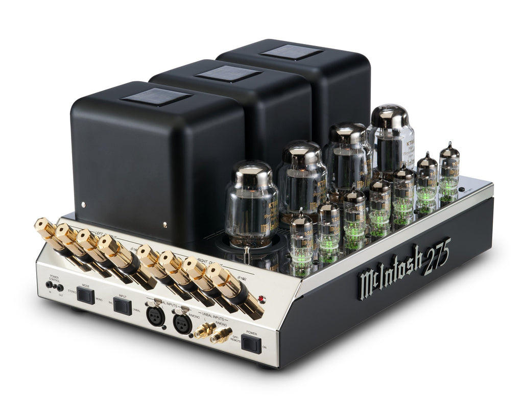 McIntosh MC275 MKVI Stereo Vacuum Tube Power Amplifier-Amplifiers-McIntosh-Executive Stereo