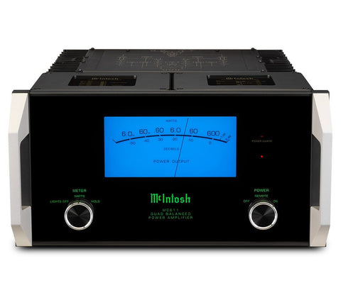 McIntosh MC611 Monoblock Power Amplifier-Amplifiers-McIntosh-Executive Stereo