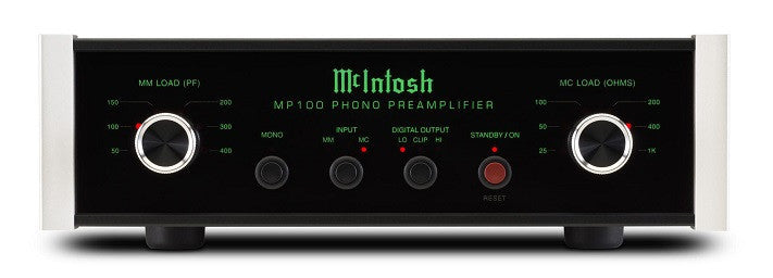 McIntosh MP100 Phono Preamplifier-Phono Preamplifiers-McIntosh-Executive Stereo