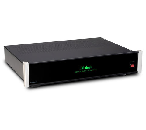 McIntosh MS500 Music Streamer-Multimedia Players-McIntosh-Executive Stereo
