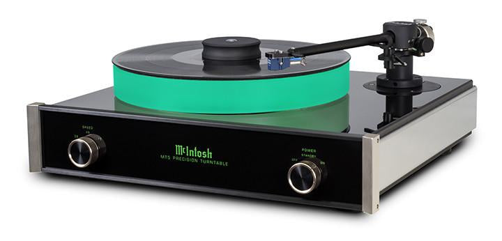 McIntosh MT5 Precision Turntable-Turntable-McIntosh-Executive Stereo