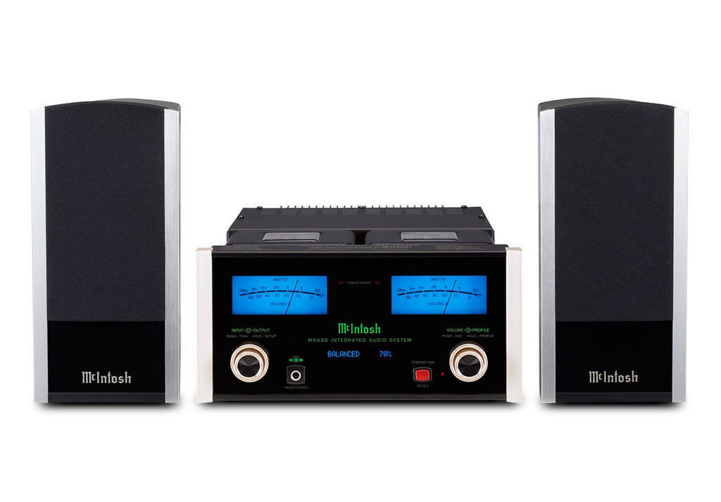 McIntosh MXA80 Stereo Integrated Audio System-Radios & Table Top Music Systems-McIntosh-Executive Stereo