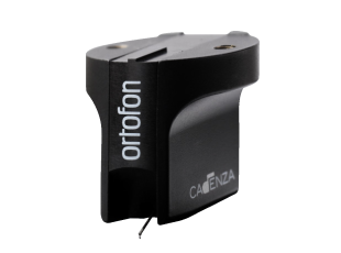 Ortofon MC Cadenza Black Moving Coil Phono Cartridge-Phono cartridge-Ortofon-Executive Stereo