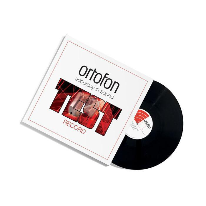 Ortofon Stereo Test Record-Turntable Accessories-Ortofon-Executive Stereo