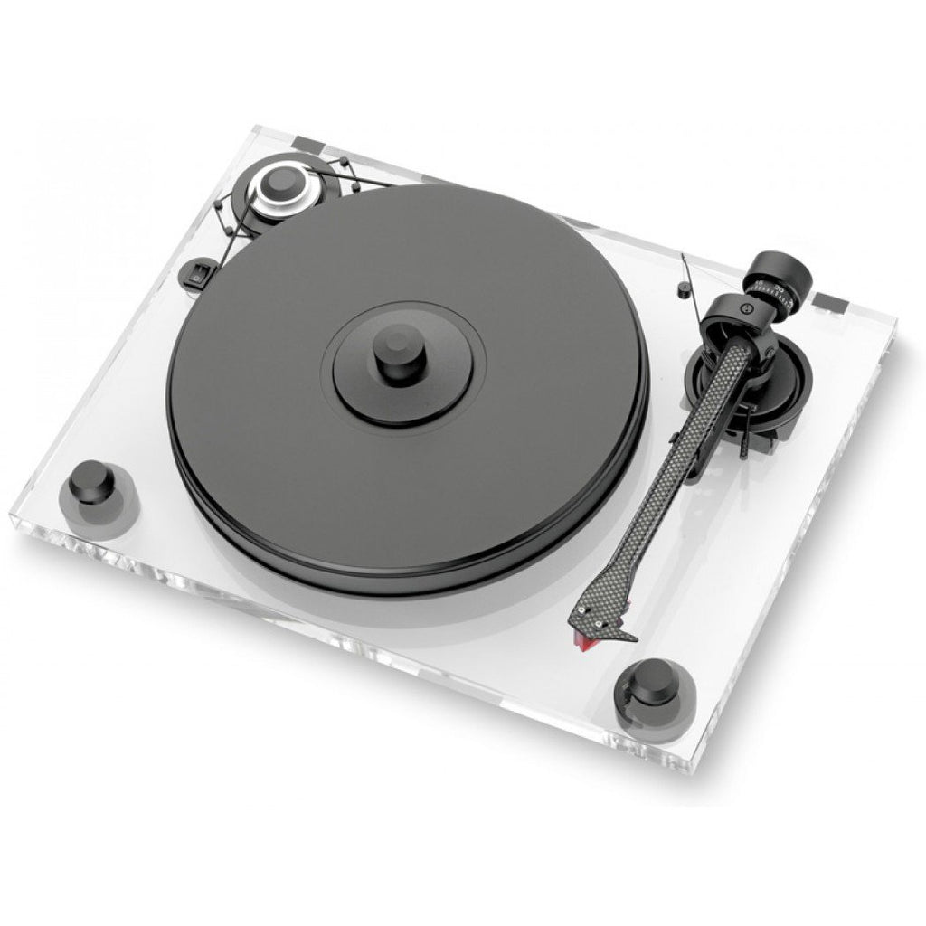 Pro-Ject 6perspex SB Turntable-Turntable-Project-Executive Stereo