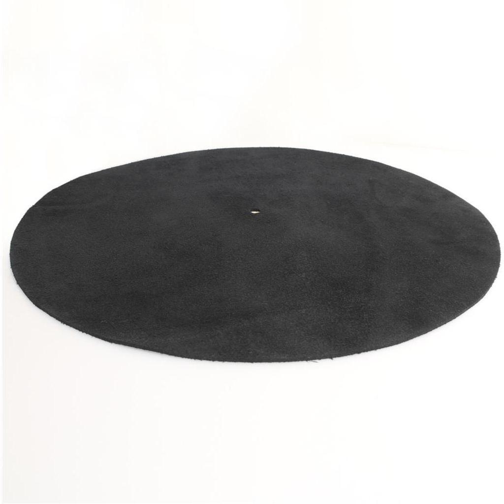 Pro-Ject Leather It Record Platter Mat-Turntable Accessories-Project-Executive Stereo