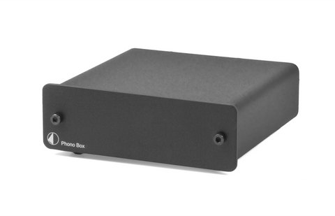 Pro-Ject Phono Box DC Phono Preamplifier-Phono Preamplifiers-Project-Executive Stereo