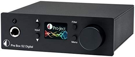 Pro-Ject Pre Box S2 Digital Preamplifier-Pre Amplifiers-Project-Executive Stereo