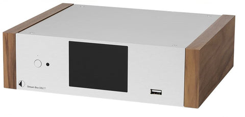 Pro-Ject Stream Box DS2 T Streamer-Multimedia Players-Project-Executive Stereo