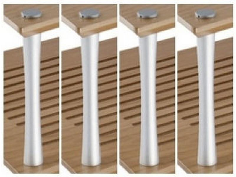 Quadraspire SV32 Columns for SVT - Sunoko-Vent Racks (Set of 4)