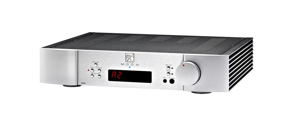 Simaudio MOON 340i X Stereo Integrated Amplifier-Integrated Amplifiers-Simaudio MOON-Executive Stereo