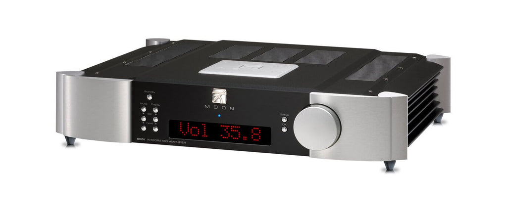 Simaudio MOON 600i V2 Stereo Integrated Amplifier-Integrated Amplifiers-Simaudio MOON-Executive Stereo