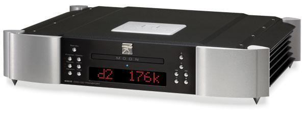 Simaudio MOON 650D DAC/CD Transport-CD Player/DAC-Simaudio MOON-Executive Stereo