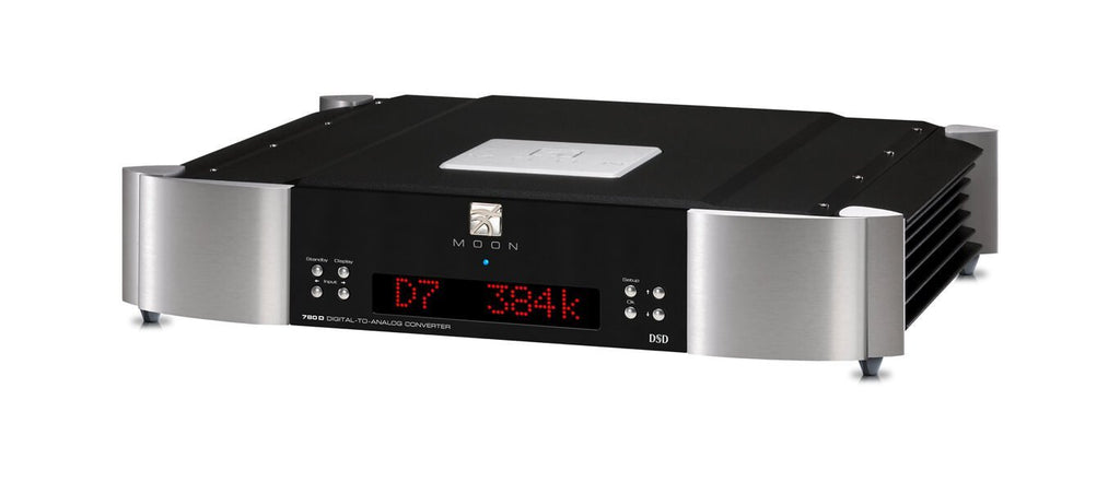 Simaudio MOON 780D Streaming DAC-Streamers & Network Players-Simaudio MOON-Executive Stereo
