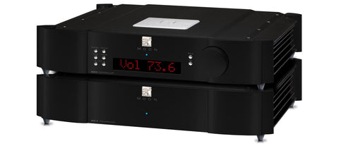 Simaudio MOON 850P Stereo Preamplifier-Pre Amplifiers-Simaudio MOON-Executive Stereo
