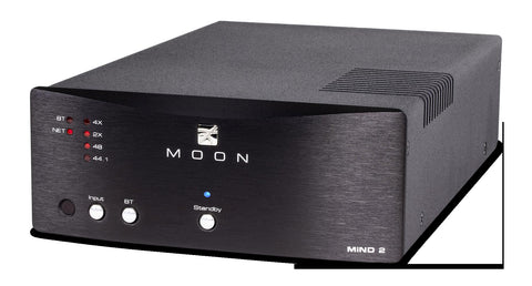 Simaudio Moon MiND 2 Network Player-Multimedia Players-Simaudio MOON-Executive Stereo