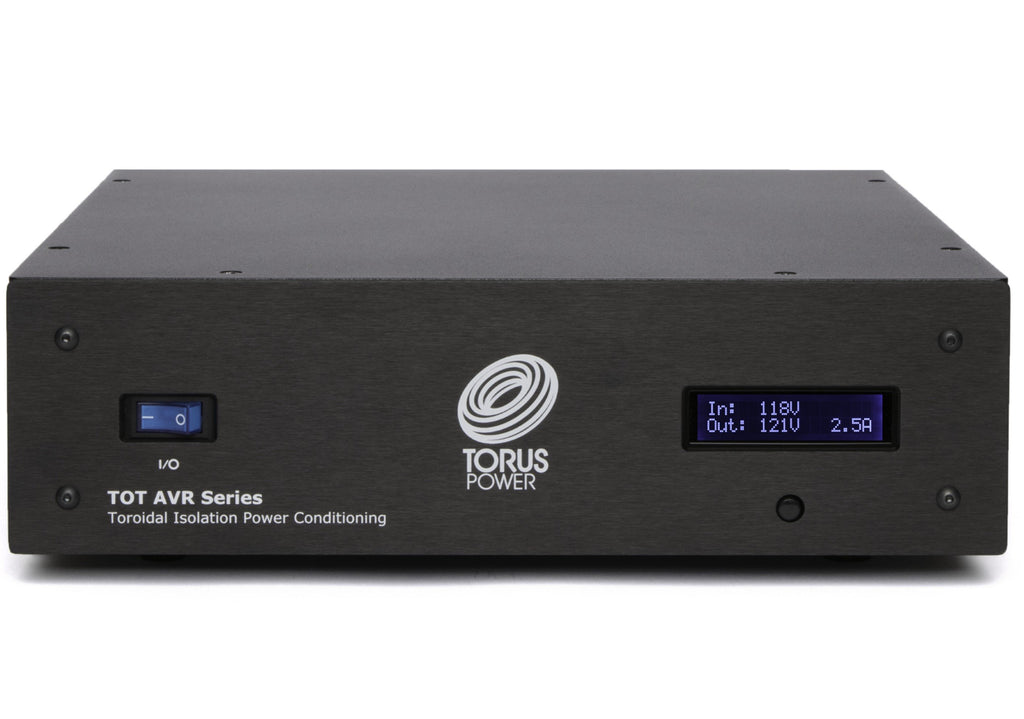 Torus Power TOT AVR Power Conditioner-Power Conditioners-Torus Power-Executive Stereo