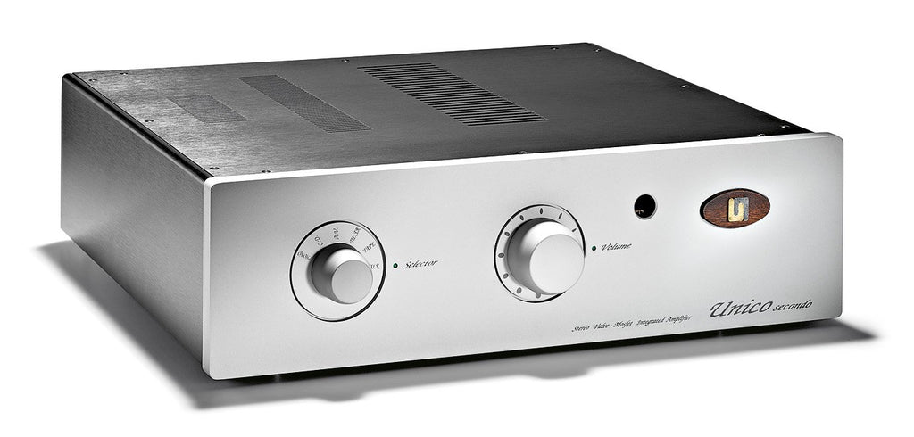 Unison Research Secondo Stereo Integrated Amplifier-Integrated Amplifiers-Unison Research-Executive Stereo