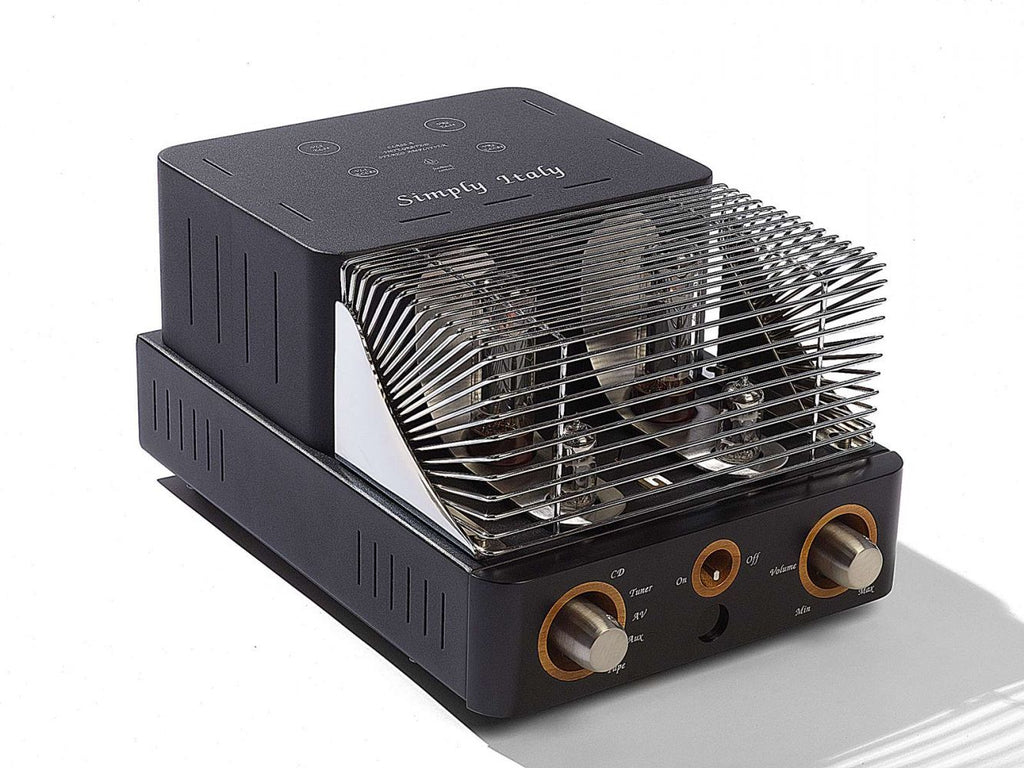 Unison Research Simply Italy Stereo Integrated Tube Amplifier-Integrated Amplifiers-Unison Research-Executive Stereo