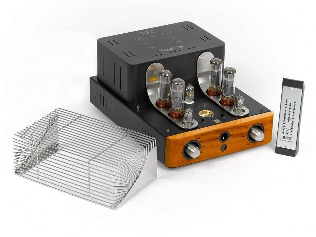 Unison Research Triode 25 Stereo Integrated Tube Amplifier-Integrated Amplifiers-Unison Research-Executive Stereo