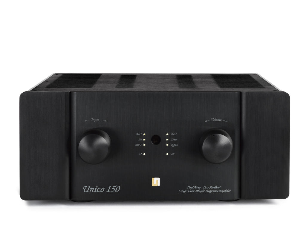 Unison Research Unico 150 Stereo Integrated Amplifier-Integrated Amplifiers-Unison Research-Executive Stereo