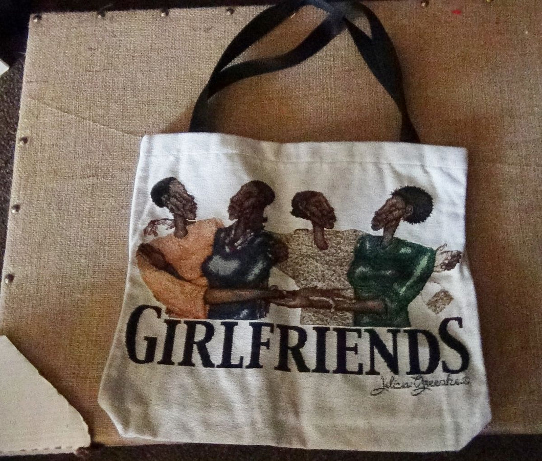 Girlfriends SG Tote Bag
