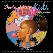 Load image into Gallery viewer, 2019 Kids of Color Calendar