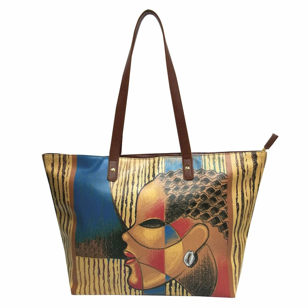 Composite Of A Woman Handbag