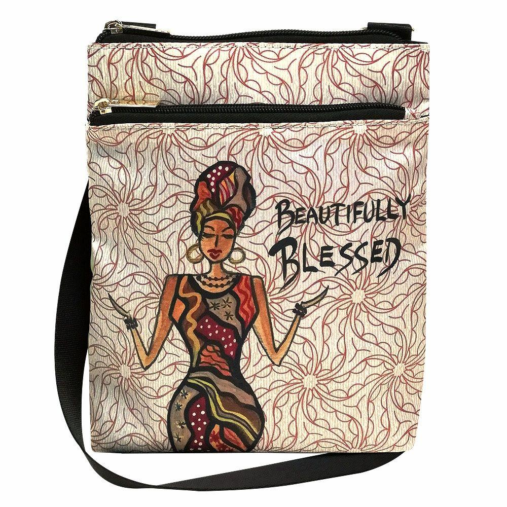 Beautifully Blessed Travel Bag