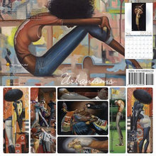 Load image into Gallery viewer, 2014 Urbanisms Wall Calendar by Frank Morrison
