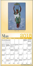 Load image into Gallery viewer, 2015 The Art of Annie Lee Calendar - NEW -