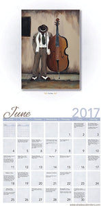 2017 The Art of Annie Lee Calendar - NEW -