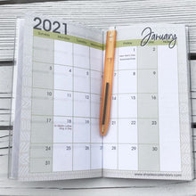 Load image into Gallery viewer, 2021-2022 I Am Free 2021-2022 Two Year Planner