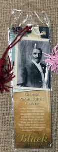 George Washington Carver Bookmark