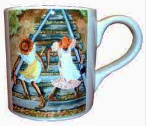 Getting To Town By Annie Lee Mug