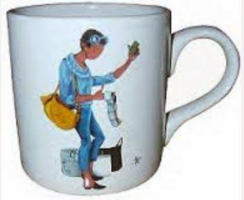 How About This One? Annie Lee Mug