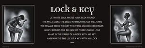 Lock and Key By WAK