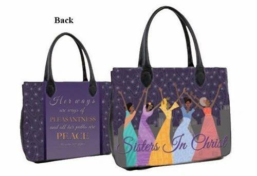Sisters in Christ Bible Bag By Eric Disney