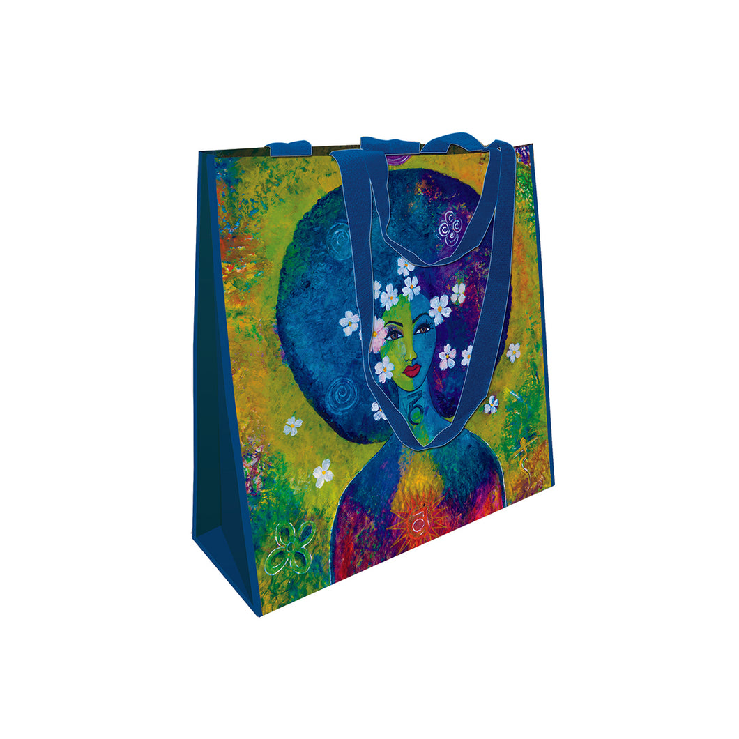 Blue Moon Eco Shopping Bag
