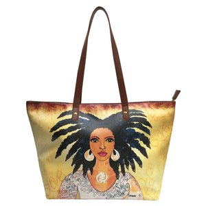 Nubian Queen Handbag