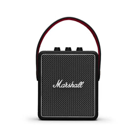 Marshall Stockwell II Portable Bluetooth Speaker, Black