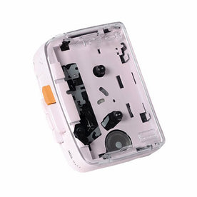 IT'S OK Bluetooth 5.0 Cassette Player, Sakura