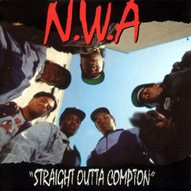 Straight Outta Compton (20th Anniversary Edition) - N.W.A (Vinyl)