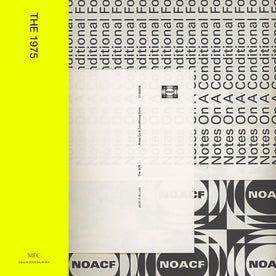 Notes On A Conditional Form - The 1975 (Vinyl)