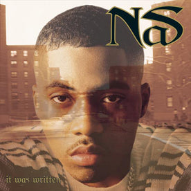 It Was Written (Colour Vinyl Edition) - Nas (Vinyl)