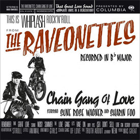 Chain Gang Of Love (MOV Reissue) - The Raveonettes (Vinyl)